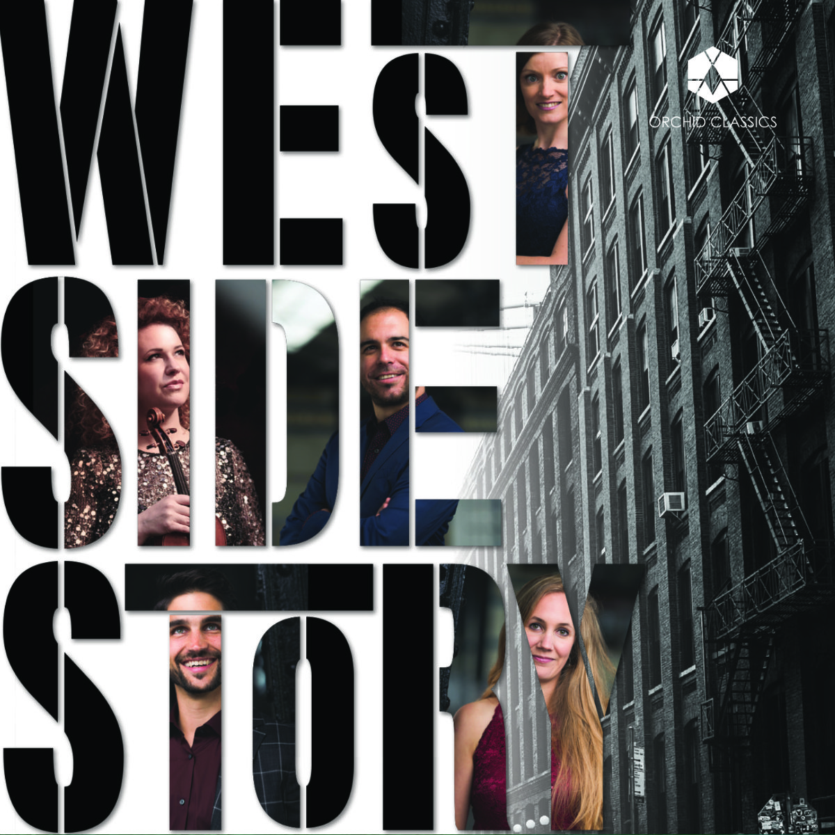 Westside Story Cover Image
