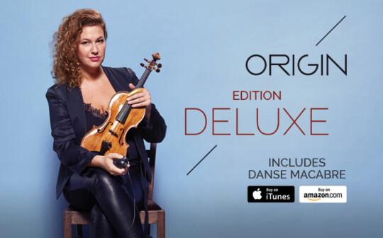 News Origin Deluxe Gwendolyn Masin