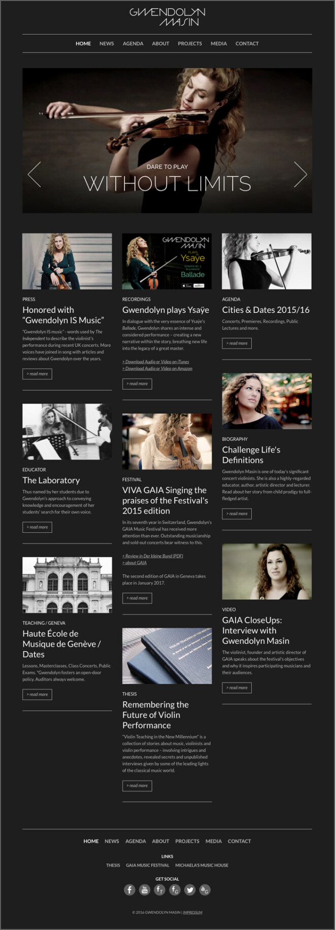 News Website Total View Gwendolyn Masin