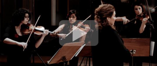 Recordings De Falla Video 2 Gwendolyn Masin