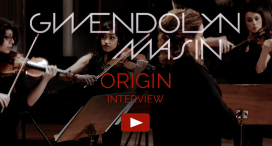Recordings Origin Interview 1 Gwendolyn Masin