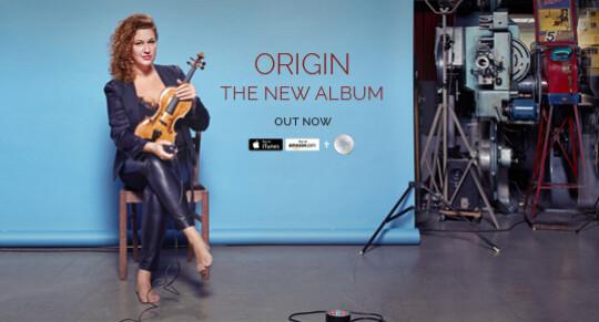 Recordings Origin 1 neu Gwendolyn Masin