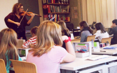 Topic Classroom Gwendolyn Masin