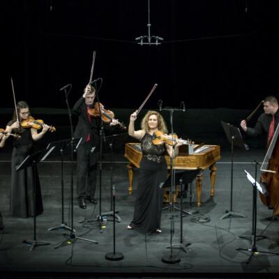 Gwendolyn Masin and ORIGIN at Liszt Ferenc Academy Gwendolyn Masin