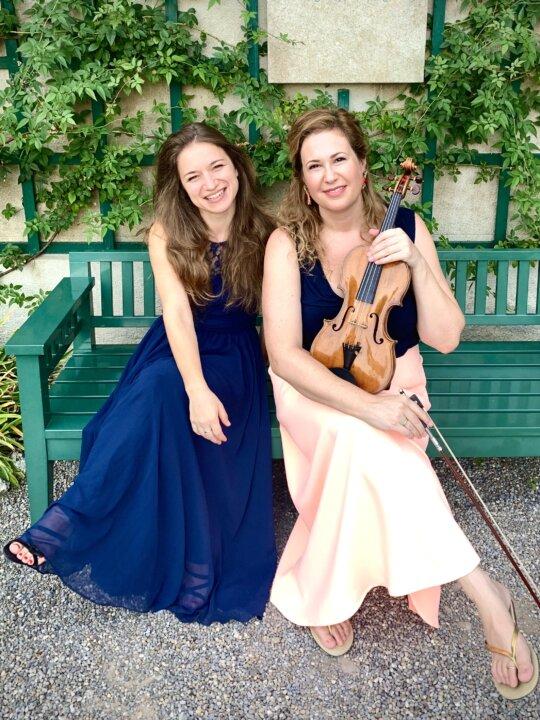 Gwendolyn en Vera Gwendolyn Masin