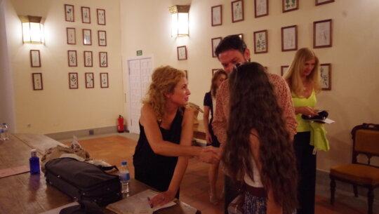Madrid concert in segovia la grancha july2013d Gwendolyn Masin