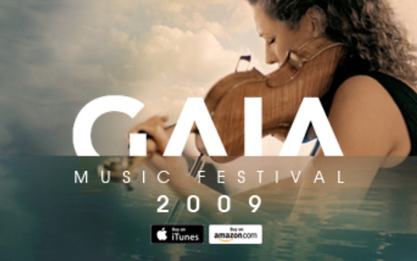 GAIA CD Cover 2009 Gwendolyn Masin