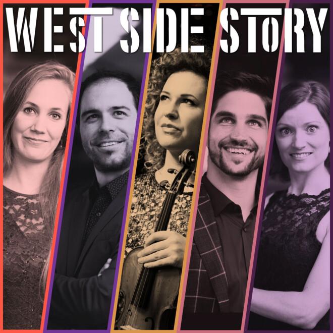 West side story promo by Reka Kolonics Gwendolyn Masin