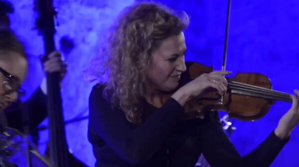 Crows Hora Gwendolyn Masin and Yurodny Live at GAIA Music Festival Switzerland