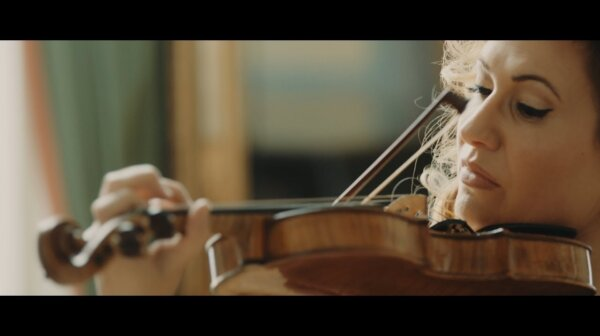 Gwendolyn plays Stravinsky from the album FLAME