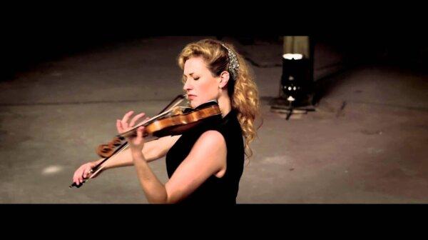Gwendolyn plays Ysaye Trailer