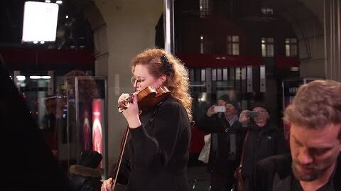 OCCUPY Gwendolyn Masin and Simon Bucher in The Shop Window Concerts