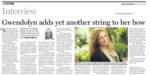 5  Mmh  Sunday  Independent 1 Nov2009 Gwendolyn Masin