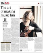 7  Mmh  The  Irish  Times 29 July2008 Gwendolyn Masin