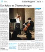 2  Gm  Gaia  Thuner Tagblatt 28 May2013 Gwendolyn Masin