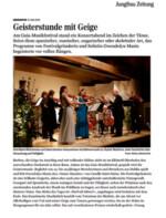 Jungfrau Zeitung 10 Mai 16 Gwendolyn Masin